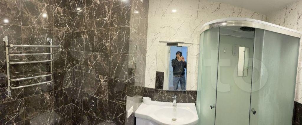 Аренда двухкомнатной квартиры село Рождествено, Рождественский бульвар 7, цена 27000 рублей, 2021 год объявление №1467186 на megabaz.ru
