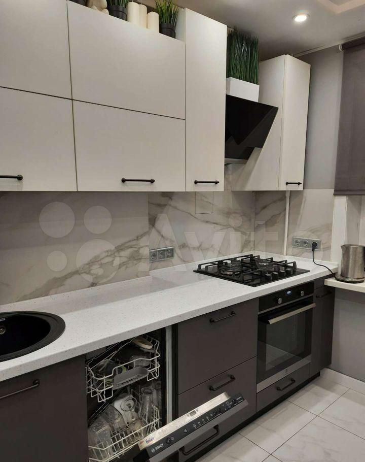 Аренда трёхкомнатной квартиры Дубна, улица Энтузиастов 3Б, цена 50000 рублей, 2021 год объявление №1467250 на megabaz.ru