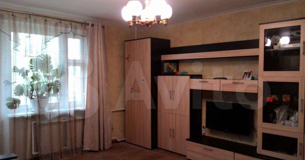 Продажа трёхкомнатной квартиры Щелково, улица Неделина 20, цена 6000000 рублей, 2021 год объявление №691621 на megabaz.ru