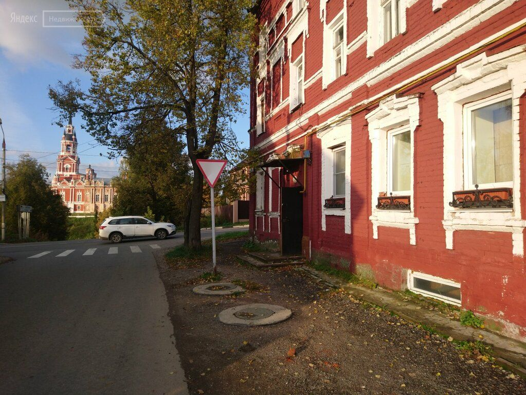 Продажа однокомнатной квартиры Можайск, Московская улица 2, цена 2490000 рублей, 2021 год объявление №701002 на megabaz.ru