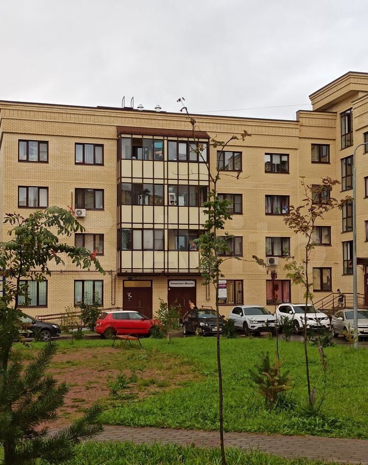 Продажа однокомнатной квартиры деревня Исаково, цена 5900000 рублей, 2021 год объявление №692035 на megabaz.ru