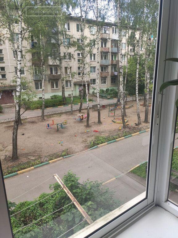 Продажа двухкомнатной квартиры Щелково, метро Щелковская, улица Беляева 1, цена 4800000 рублей, 2021 год объявление №692025 на megabaz.ru