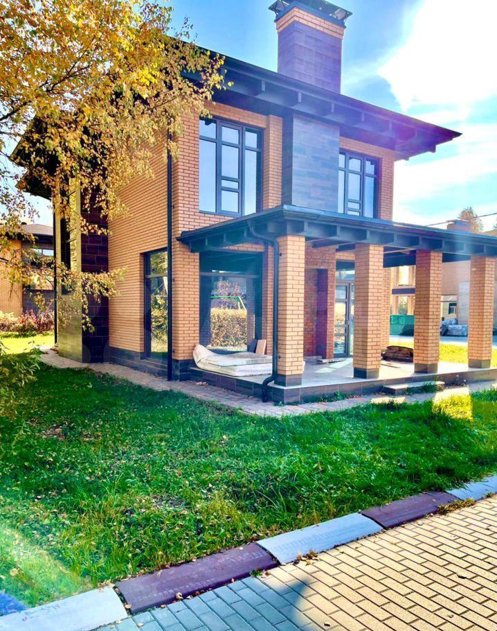 Продажа дома деревня Стулово, цена 11500000 рублей, 2021 год объявление №708901 на megabaz.ru