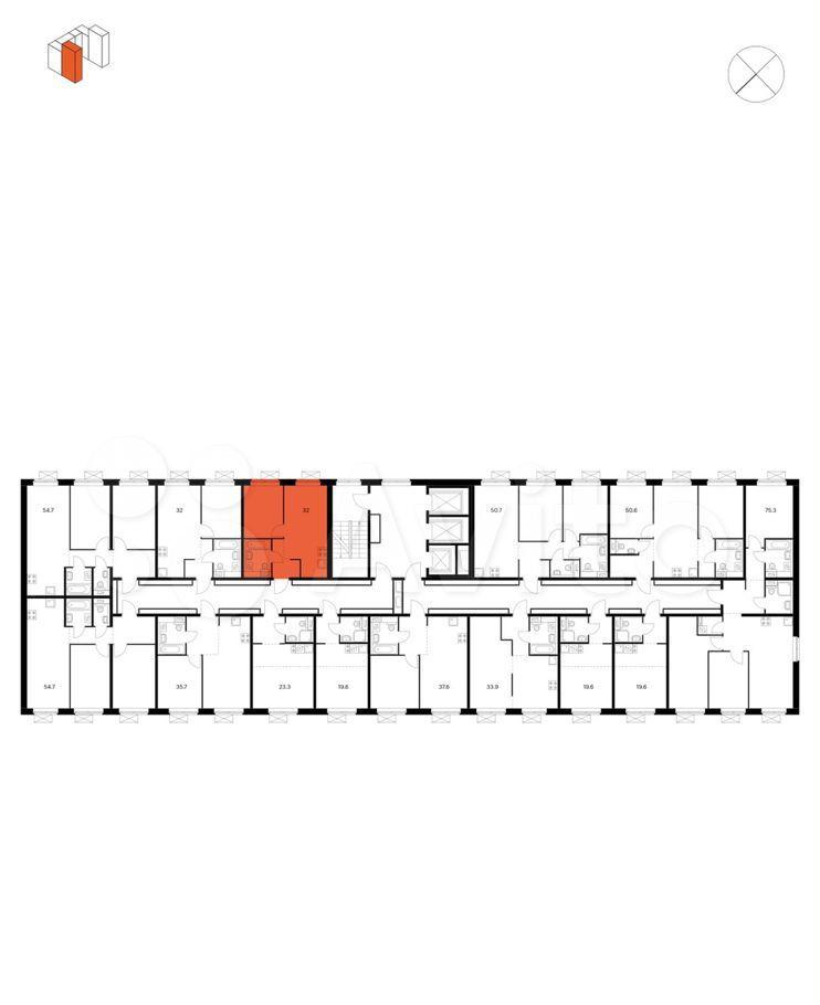 Продажа однокомнатной квартиры Москва, метро Свиблово, цена 8830000 рублей, 2021 год объявление №675034 на megabaz.ru
