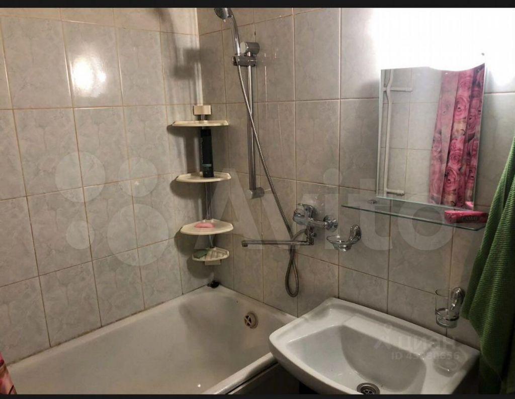 Аренда трёхкомнатной квартиры поселок Горки-10, цена 40000 рублей, 2021 год объявление №1467883 на megabaz.ru