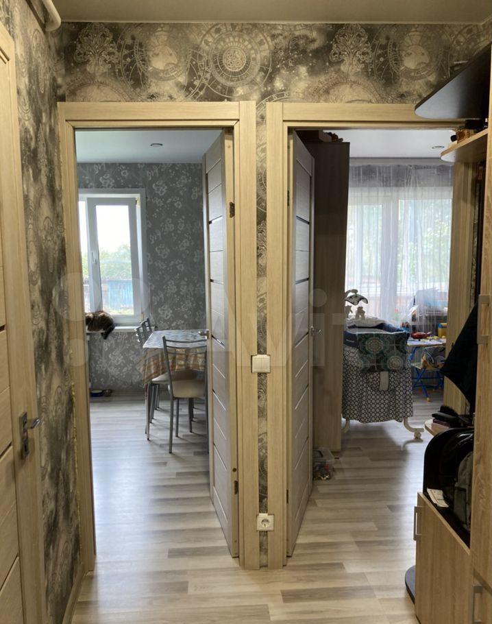 Продажа однокомнатной квартиры поселок Успенский, Запрудная улица 9, цена 1500000 рублей, 2021 год объявление №693444 на megabaz.ru