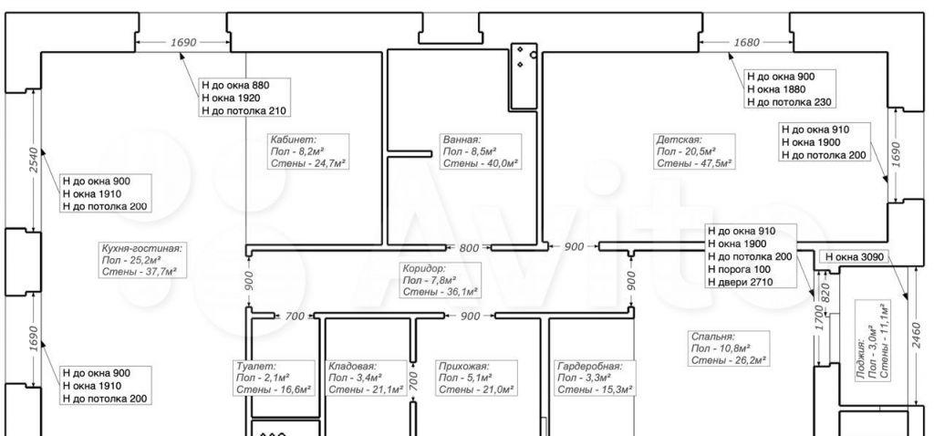 Продажа трёхкомнатной квартиры Москва, метро Спартак, Волоколамское шоссе 71к2, цена 34750000 рублей, 2021 год объявление №692865 на megabaz.ru