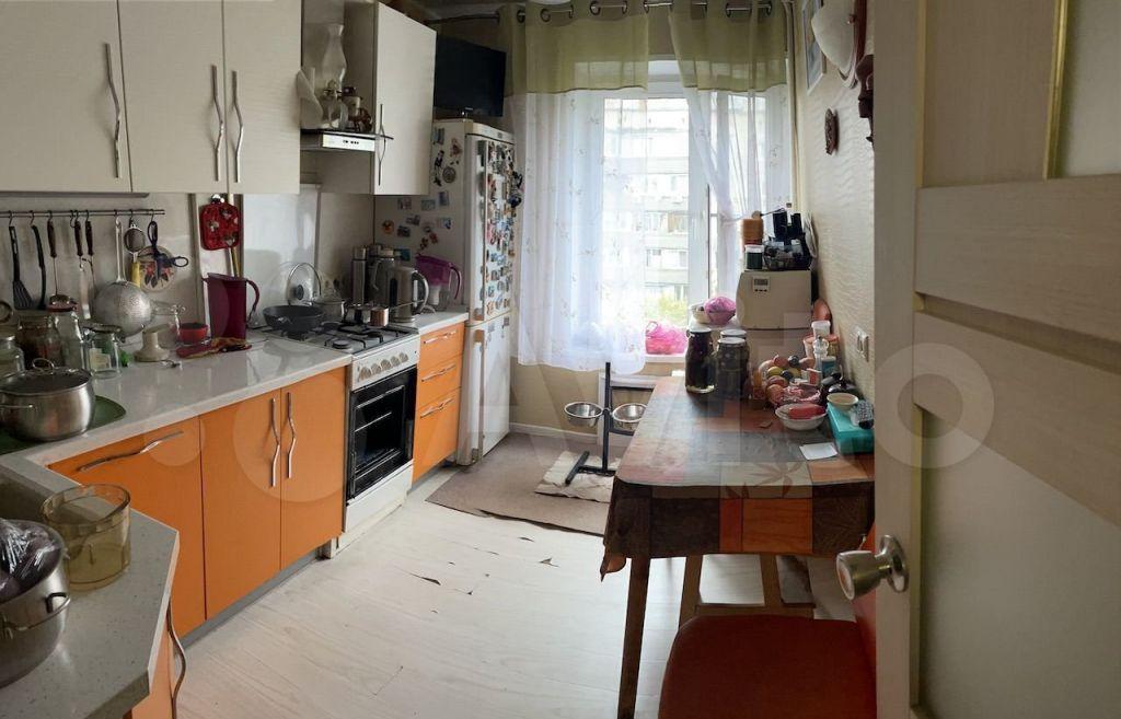 Продажа трёхкомнатной квартиры Москва, метро Кунцевская, Молдавская улица 2к1, цена 15900000 рублей, 2021 год объявление №691332 на megabaz.ru