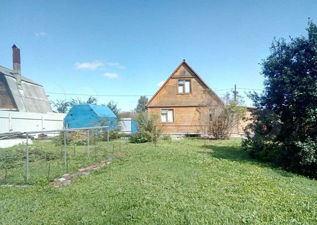 Продажа дома садовое товарищество Солнечное, цена 1400000 рублей, 2021 год объявление №680829 на megabaz.ru