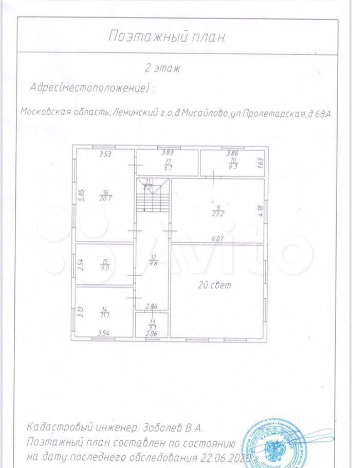 Продажа дома деревня Мисайлово, Пролетарская улица 68А, цена 27000000 рублей, 2021 год объявление №692749 на megabaz.ru