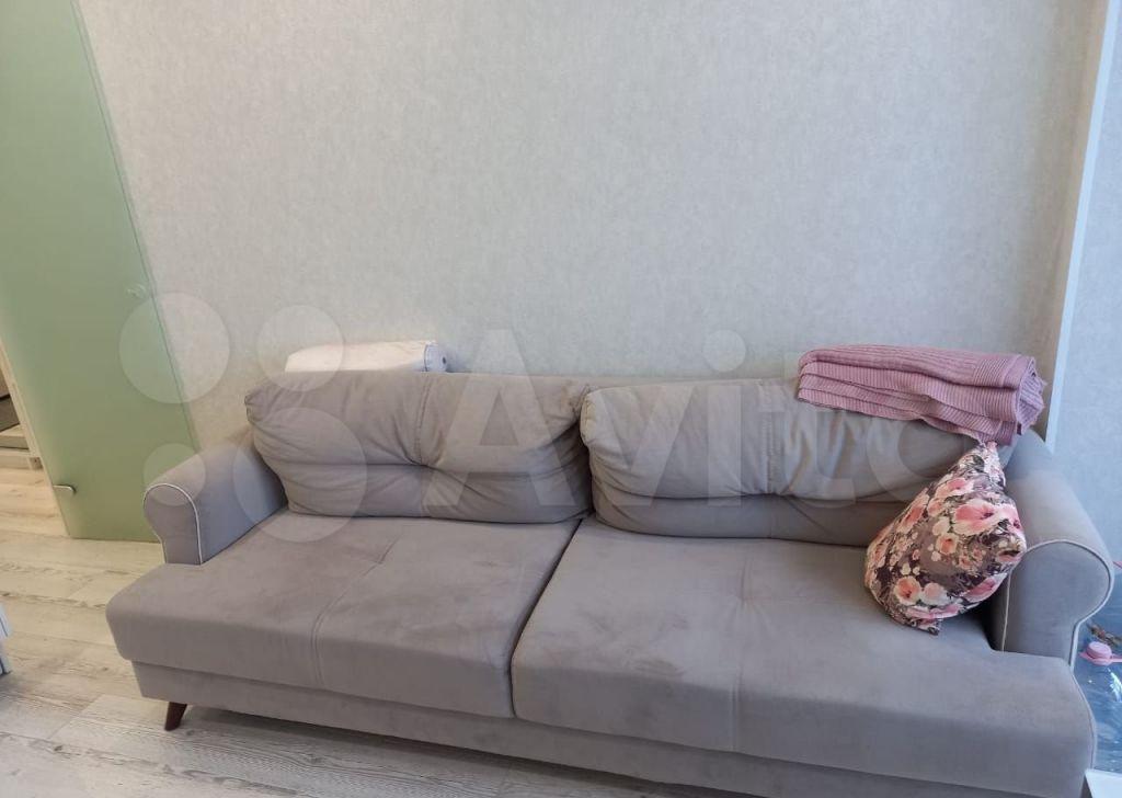 Продажа однокомнатной квартиры поселок Ильинское-Усово, Заповедная улица 1, цена 6910000 рублей, 2021 год объявление №665471 на megabaz.ru
