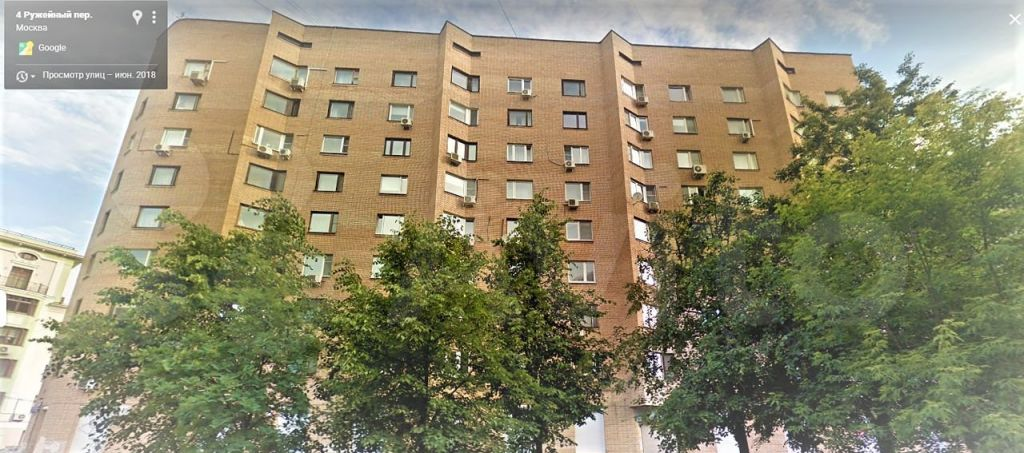 Аренда трёхкомнатной квартиры Москва, метро Смоленская, Ружейный переулок 4с3, цена 210000 рублей, 2021 год объявление №1468784 на megabaz.ru