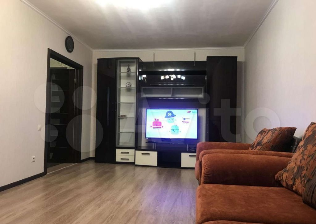 Аренда однокомнатной квартиры Домодедово, улица Дружбы 7, цена 27000 рублей, 2021 год объявление №1468808 на megabaz.ru