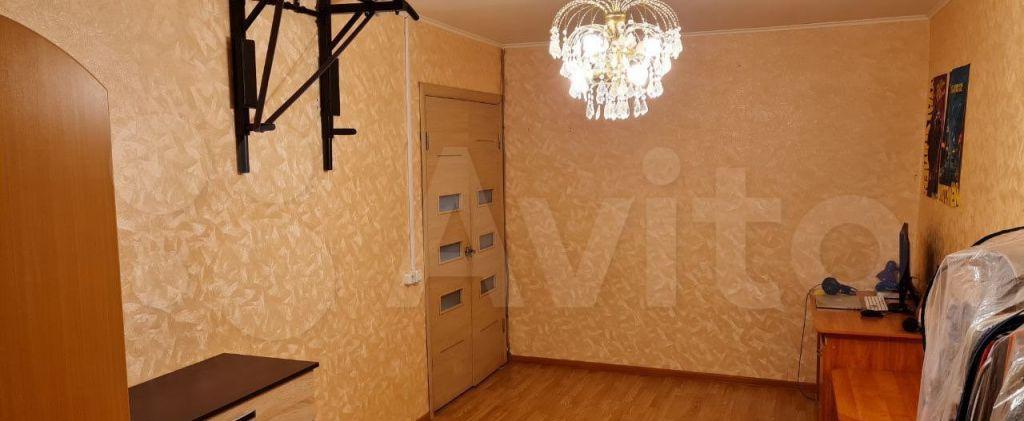 Продажа двухкомнатной квартиры рабочий посёлок Селятино, Клубная улица 16, цена 5400000 рублей, 2021 год объявление №693373 на megabaz.ru