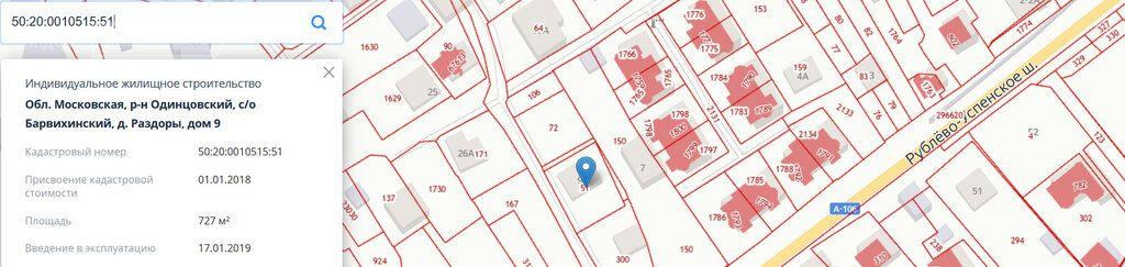 Продажа дома деревня Раздоры, метро Крылатское, цена 60256512 рублей, 2021 год объявление №693304 на megabaz.ru