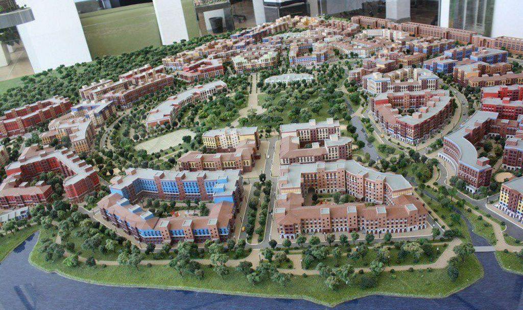 Продажа однокомнатной квартиры село Николо-Урюпино, цена 3255000 рублей, 2021 год объявление №693179 на megabaz.ru