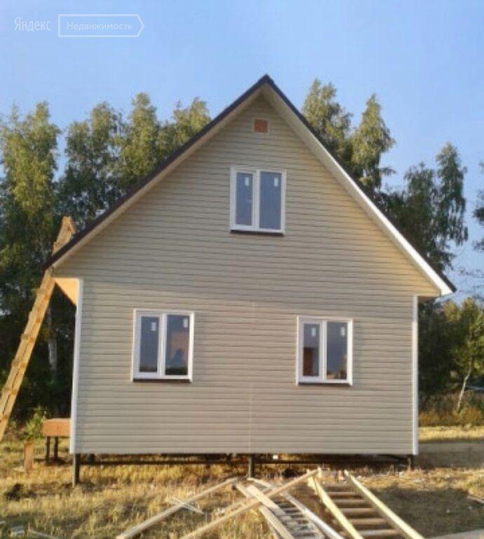 Продажа дома Кашира, Солнечная улица, цена 3000000 рублей, 2021 год объявление №710287 на megabaz.ru