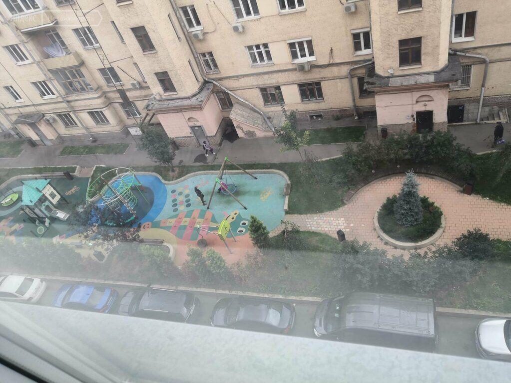 Продажа двухкомнатной квартиры Москва, метро Красносельская, 1-й Красносельский переулок 5, цена 18800000 рублей, 2021 год объявление №693894 на megabaz.ru