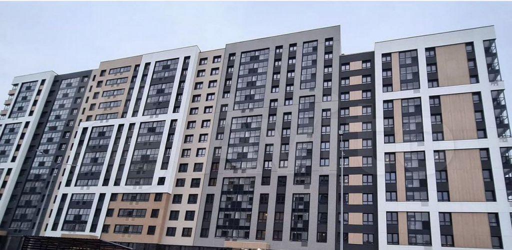 Продажа однокомнатной квартиры село Воскресенское, цена 7500000 рублей, 2021 год объявление №666206 на megabaz.ru