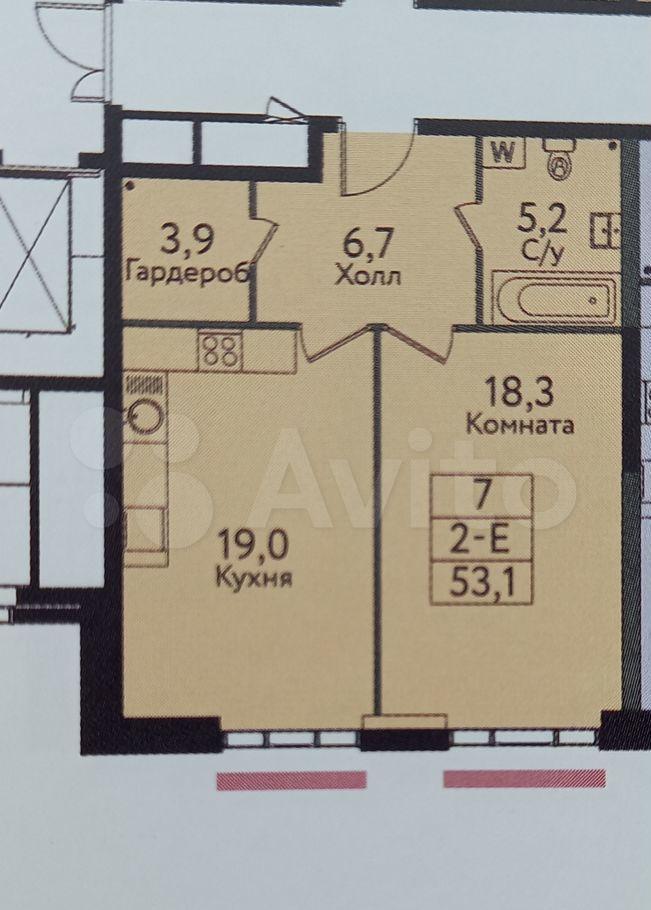 Продажа однокомнатной квартиры Москва, метро Славянский бульвар, цена 26700000 рублей, 2021 год объявление №692255 на megabaz.ru