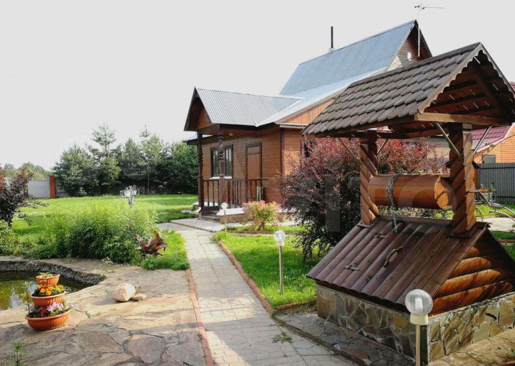 Продажа дома деревня Кабаново, цена 14000000 рублей, 2021 год объявление №684135 на megabaz.ru