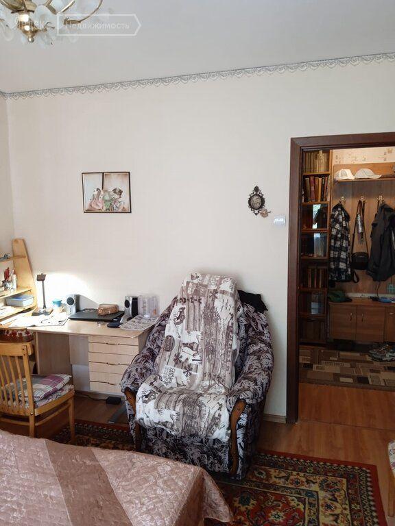 Продажа двухкомнатной квартиры Куровское, Коммунистическая улица 40, цена 4500000 рублей, 2021 год объявление №706949 на megabaz.ru