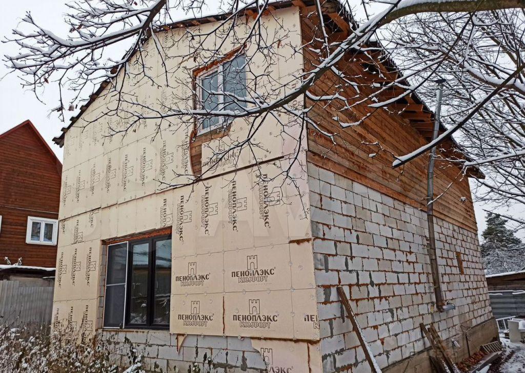 Продажа дома деревня Мамоново, Колхозная улица 29, цена 14000000 рублей, 2021 год объявление №694392 на megabaz.ru