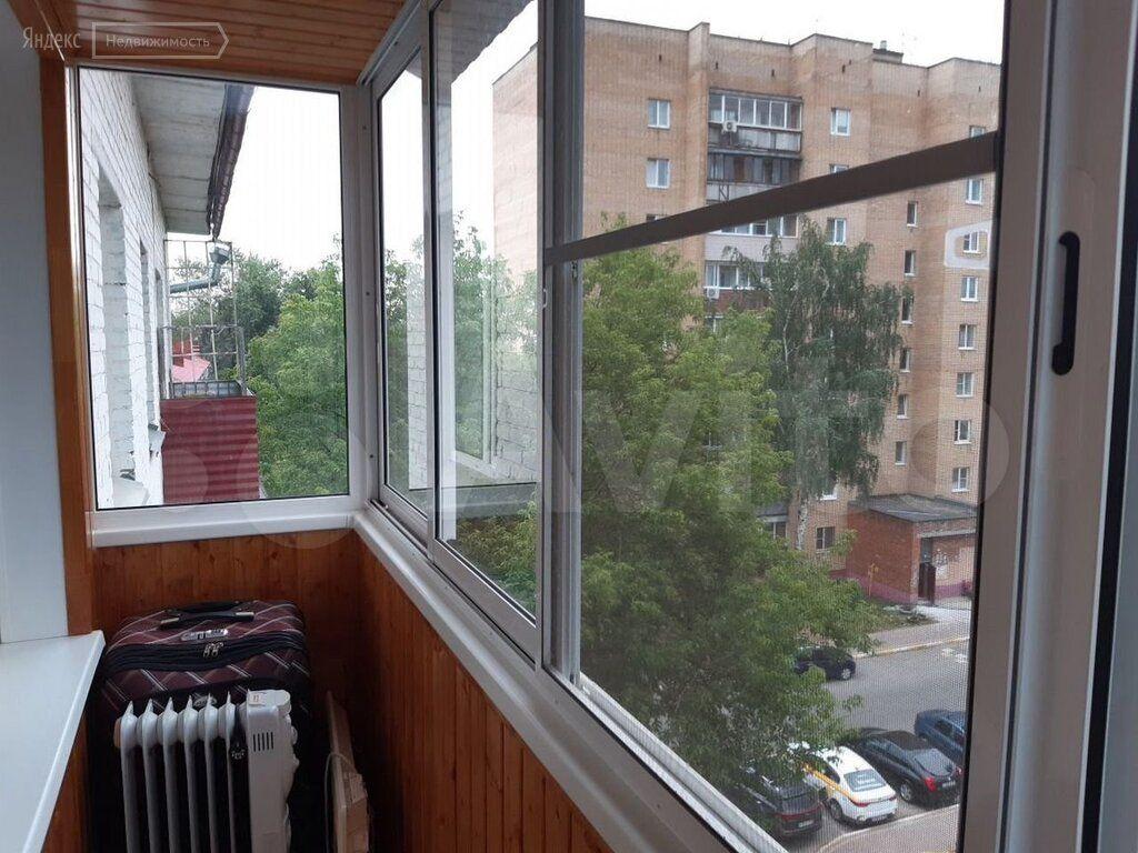 Продажа однокомнатной квартиры Раменское, улица Михалевича 48, цена 4900000 рублей, 2021 год объявление №698867 на megabaz.ru