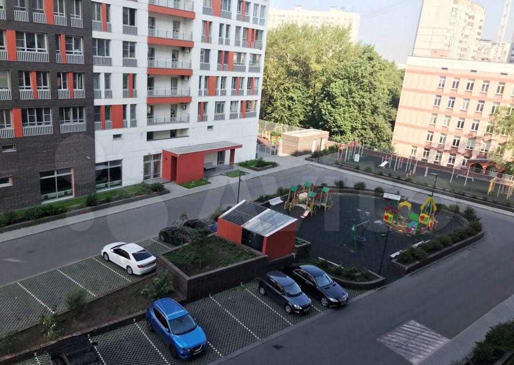 Продажа однокомнатной квартиры Москва, метро Нагатинская, 1-й Нагатинский проезд 14, цена 14900000 рублей, 2021 год объявление №694323 на megabaz.ru