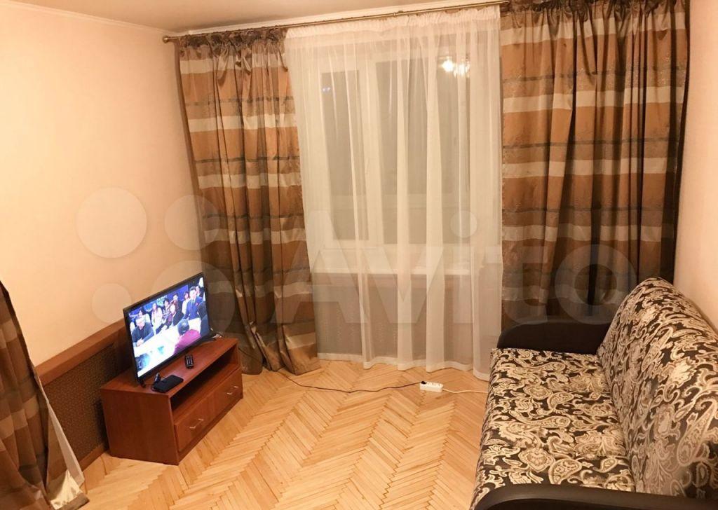Аренда однокомнатной квартиры Москва, метро Фили, улица 1812 года 12, цена 50000 рублей, 2021 год объявление №1469986 на megabaz.ru