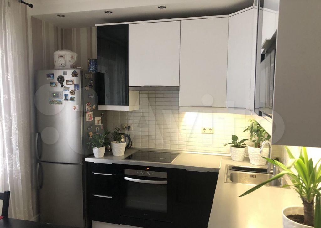 Аренда однокомнатной квартиры Одинцово, улица Чистяковой 48, цена 36000 рублей, 2021 год объявление №1469952 на megabaz.ru