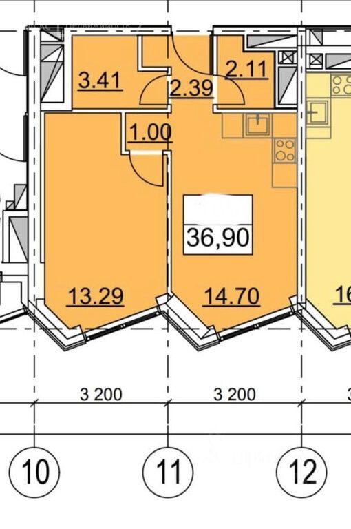 Продажа двухкомнатной квартиры Москва, метро Дмитровская, Новодмитровская улица 2к1А, цена 14600000 рублей, 2021 год объявление №694993 на megabaz.ru