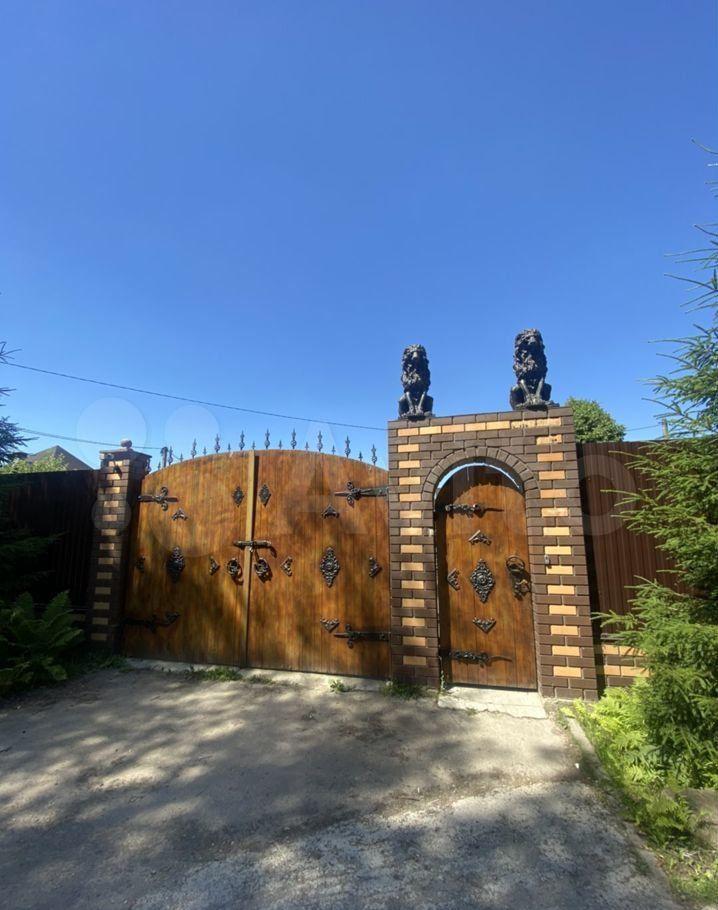 Продажа дома деревня Федюково, Фестивальная улица, цена 14000000 рублей, 2021 год объявление №653864 на megabaz.ru