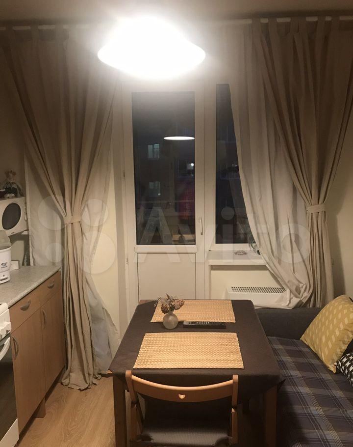 Аренда однокомнатной квартиры деревня Марусино, Заречная улица 33к5, цена 23000 рублей, 2021 год объявление №1475485 на megabaz.ru