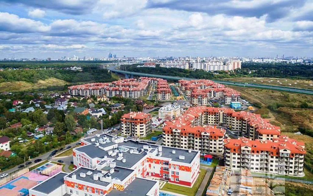 Аренда однокомнатной квартиры село Ромашково, Европейский бульвар 4, цена 40000 рублей, 2021 год объявление №1470771 на megabaz.ru