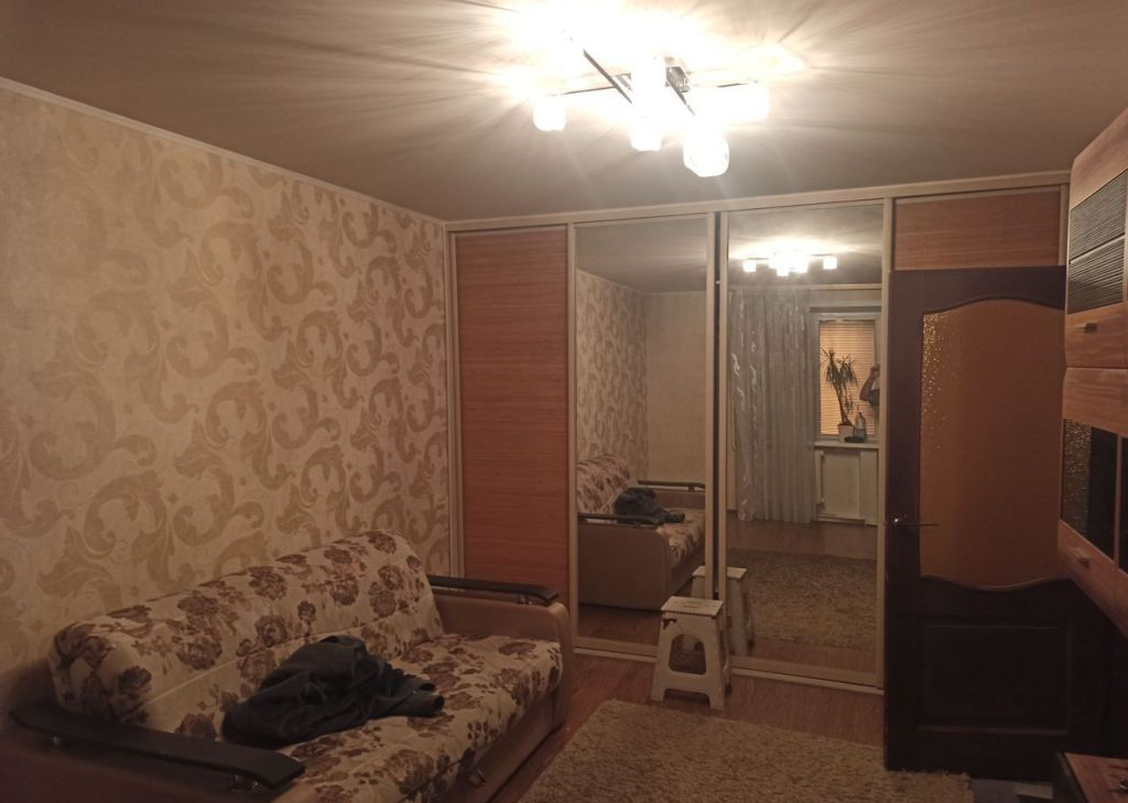 Аренда однокомнатной квартиры Пересвет, улица Чкалова 4, цена 14000 рублей, 2021 год объявление №1260663 на megabaz.ru