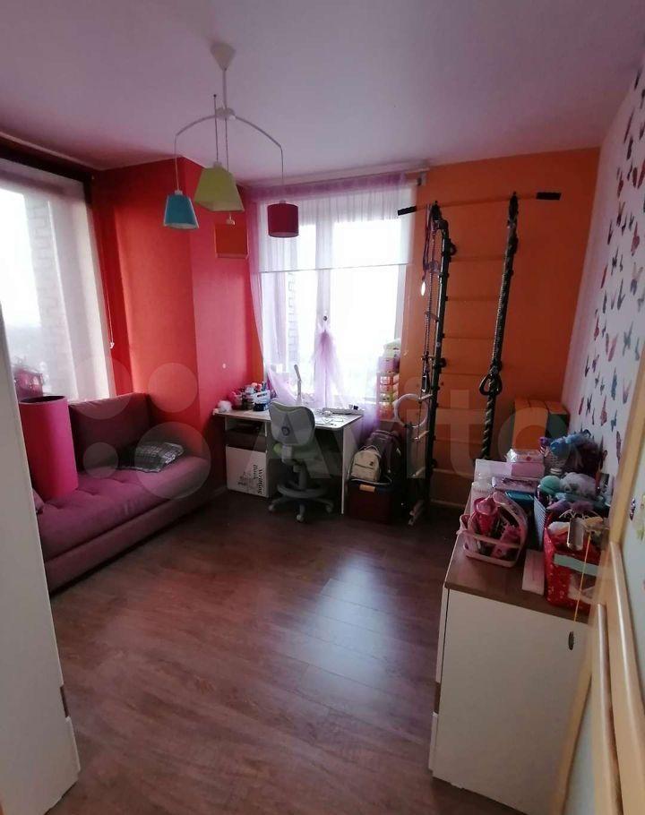 Продажа двухкомнатной квартиры деревня Подолино, Лесная улица 4, цена 7000000 рублей, 2021 год объявление №695467 на megabaz.ru