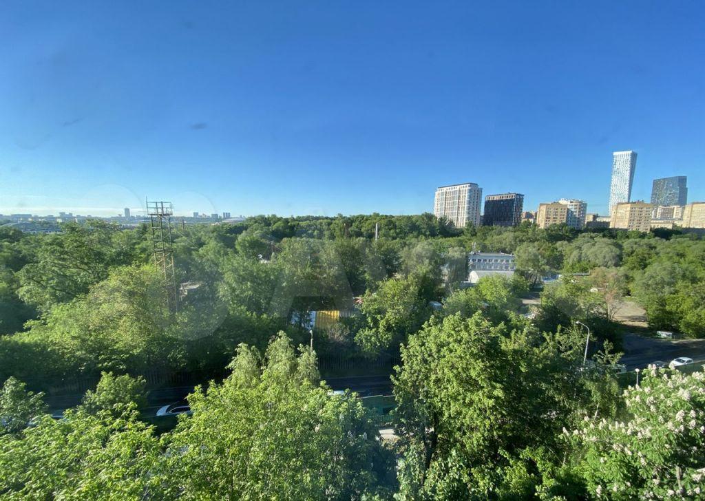 Продажа однокомнатной квартиры Москва, метро Кутузовская, 2-й Сетуньский проезд 4, цена 11500000 рублей, 2021 год объявление №664592 на megabaz.ru