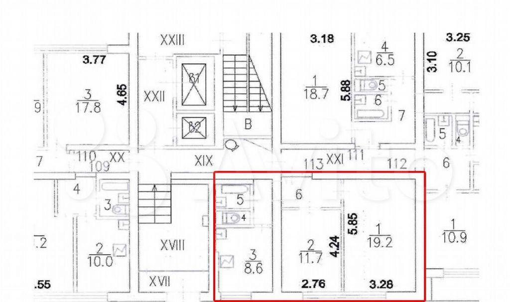 Продажа двухкомнатной квартиры Москва, метро Красногвардейская, Ореховый бульвар 55/16, цена 10500000 рублей, 2021 год объявление №695967 на megabaz.ru