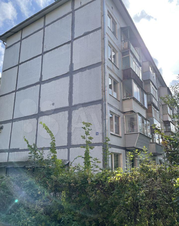 Продажа однокомнатной квартиры село Рождествено, Южная улица 14, цена 4200000 рублей, 2021 год объявление №695995 на megabaz.ru