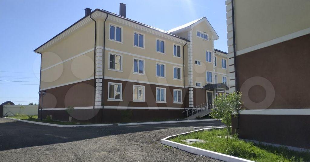 Продажа однокомнатной квартиры село Строкино, 1-я Солнечная улица 2, цена 2650000 рублей, 2021 год объявление №648327 на megabaz.ru