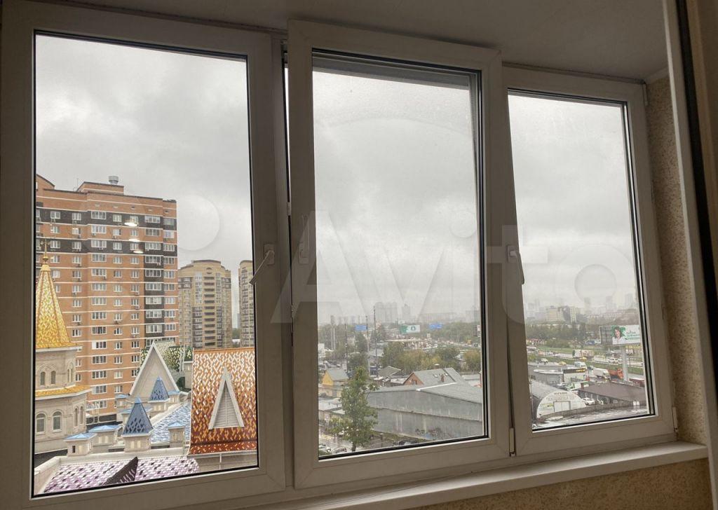 Аренда однокомнатной квартиры поселок совхоза имени Ленина, метро Зябликово, цена 45000 рублей, 2021 год объявление №1471946 на megabaz.ru