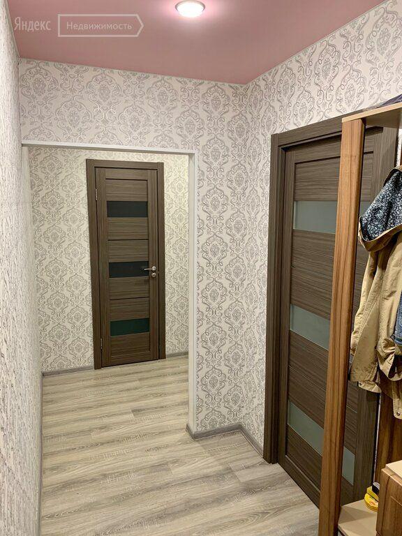 Продажа однокомнатной квартиры Электроугли, метро Новокосино, Комсомольская улица 15А, цена 4450000 рублей, 2021 год объявление №696090 на megabaz.ru