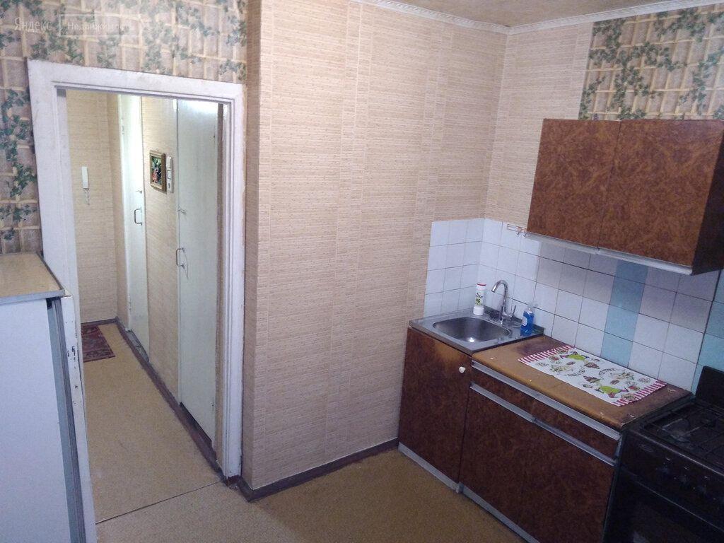 Продажа однокомнатной квартиры поселок Быково, Школьная улица 7, цена 4990000 рублей, 2021 год объявление №695974 на megabaz.ru