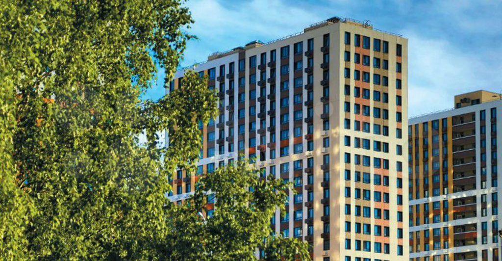 Продажа однокомнатной квартиры рабочий поселок Новоивановское, бульвар Эйнштейна 3, цена 5100000 рублей, 2021 год объявление №708066 на megabaz.ru