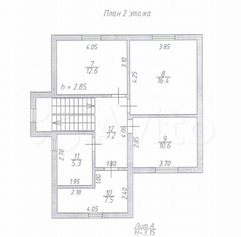 Продажа дома село Речицы, цена 5700000 рублей, 2021 год объявление №697044 на megabaz.ru