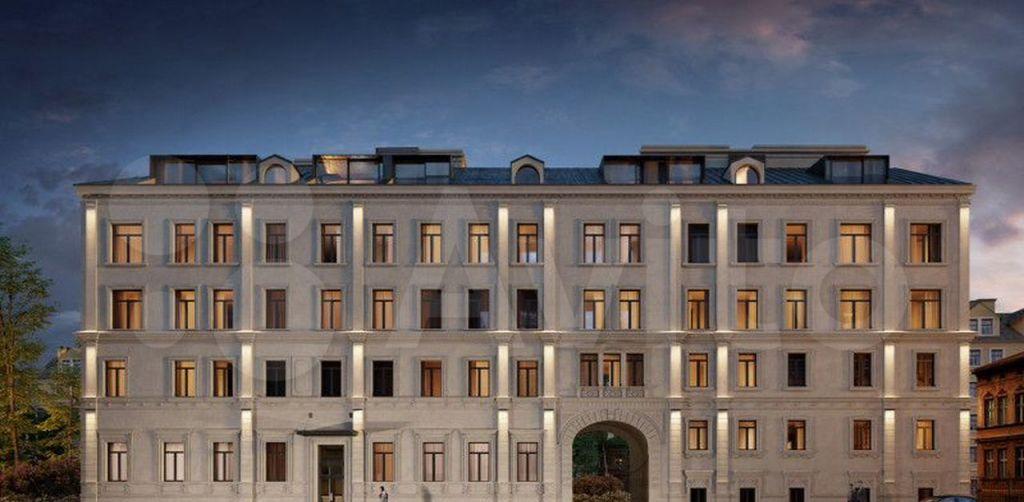 Продажа двухкомнатной квартиры Москва, метро Чистые пруды, Потаповский переулок 6, цена 104355000 рублей, 2021 год объявление №697098 на megabaz.ru