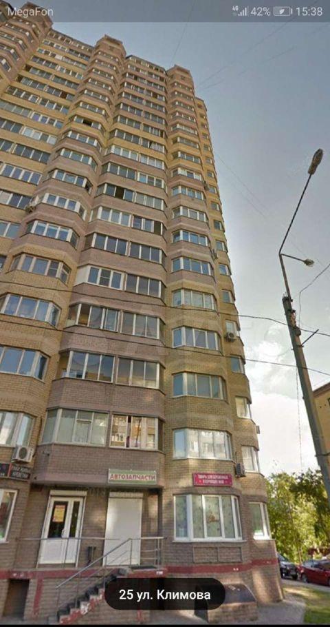 Аренда однокомнатной квартиры Ногинск, улица Климова 25, цена 17000 рублей, 2021 год объявление №1472817 на megabaz.ru