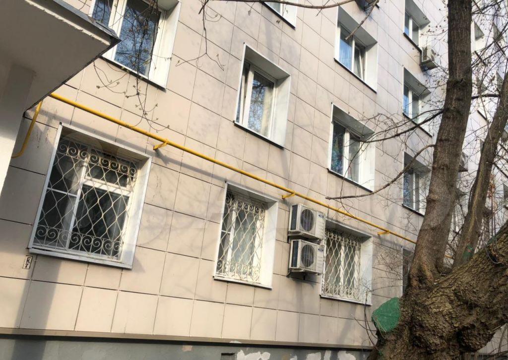 Продажа трёхкомнатной квартиры Москва, метро Полежаевская, улица Куусинена 4Ак3, цена 15500000 рублей, 2021 год объявление №666571 на megabaz.ru
