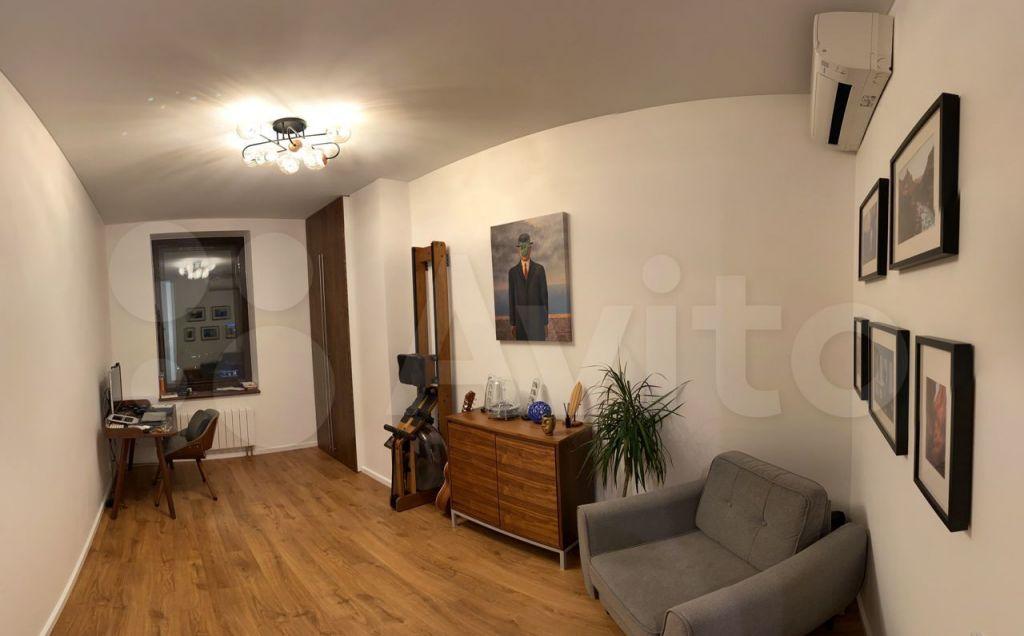 Продажа трёхкомнатной квартиры Москва, метро Римская, Международная улица 15А, цена 43000000 рублей, 2021 год объявление №697540 на megabaz.ru